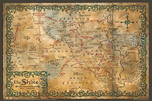 1-X-The-Hobbit-Poster-Map-the-Shire-36x24-0