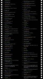 101-Movie-Quotes-Classic-Film-Lines-Decorative-Poster-Print-12x36-0