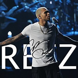 117-X-83-Chris-Brown-Breezy-Signed-RB-Poster-Print-Pre-print-Autograph-0