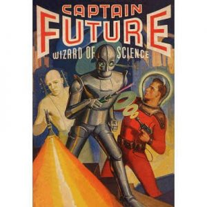 12x18-Captain-Future-Wizard-of-Science-Television-IndoorOutdoor-Plastic-Sign-0