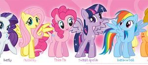 12x36-My-Little-Pony-Pink-Television-Poster-0