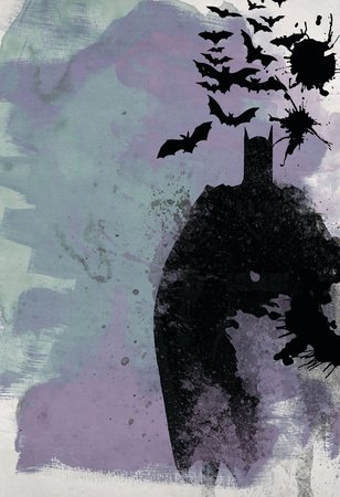13x19-Batman-Watercolor-Television-Poster-0