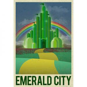 13x19-Emerald-City-Retro-Travel-Poster-0