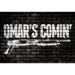 13x19-Omars-Comin-Television-Poster-0