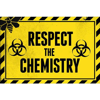13x19-Respect-the-Chemistry-Biohazard-Television-Poster-0