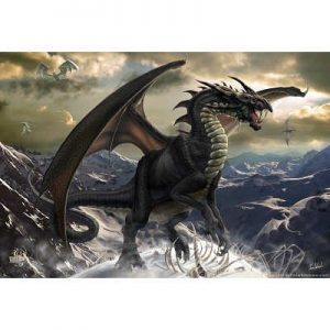 13x19-Rogue-Dragon-by-Tom-Wood-Poster-0