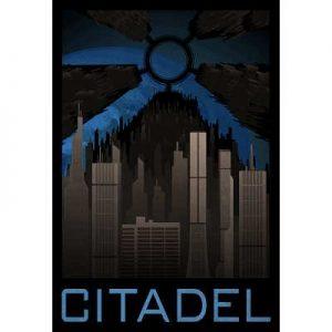 13x19-The-Citadel-Retro-Travel-Poster-0