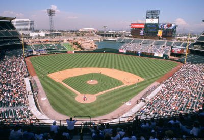 24x36-Angel-Stadium-Anaheim-Color-Archival-Photo-Sports-Poster-0