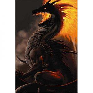 24x36-Belial-Dragon-by-LA-Williams-Fantasy-Poster-0