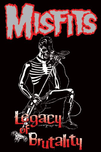 24x36-MISFITS-Legacy-of-Brutality-POSTER-DANZIG-Horror-Punk-0