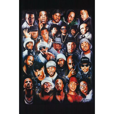 24x36-Rap-Legends-Rapper-Collage-Music-Poster-Print-0