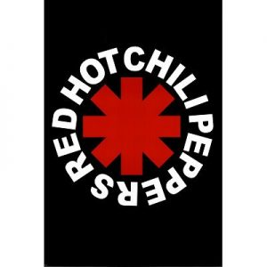 24x36-Red-Hot-Chili-Peppers-Logo-Music-Poster-Print-by-Poster-Revolution-0