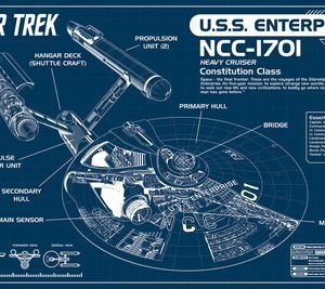 24x36-Star-Trek-Enterprise-Blueprint-Television-Poster-0