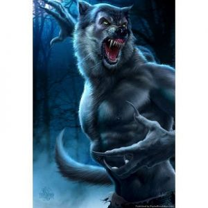 24x36-Werewolf-by-Tom-Wood-Poster-0