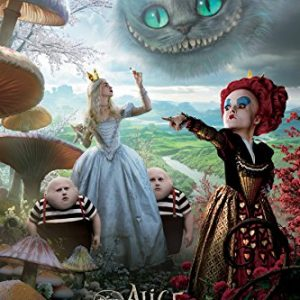 Alice-in-Wonderland-Characters-Adventure-Fantasy-Movie-Film-Poster-Print-24x36-0