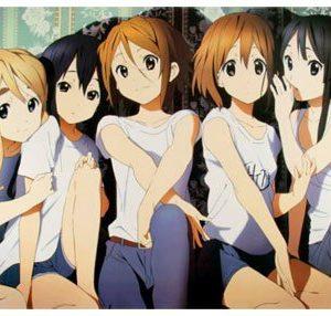 Anime-K-ON-High-Grade-Laminated-Poster-0
