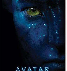 Avatar-One-Sheet-Epic-Sci-Fi-Adventure-Action-Movie-Film-Poster-Print-24x36-0