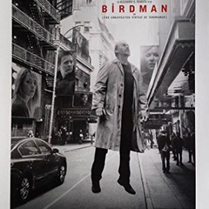 BIRDMAN-MOVIE-POSTER-1-Sided-ORIGINAL-FINAL-27x40-MICHAEL-KEATON-EMMA-STONE-0