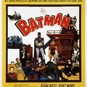 Batman-The-Movie-1966-Movie-Poster-24x36-0