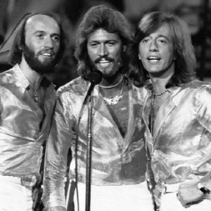 Bee-Gees-Poster-Live-in-Concert-Disco-Pop-Rock-Iconic-Musicians-0