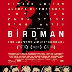 Birdman-Or-The-Unexpected-Virtue-of-Ignorance-2014-Movie-Poster-24x36-0