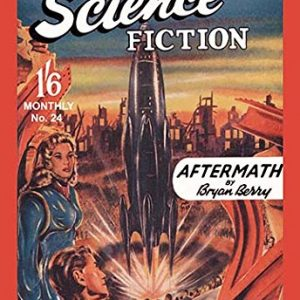 Buyenlarge-0-587-01969-7-P1218-Authentic-Science-Fiction-Blast-Off-Paper-Poster-12-x-18-0