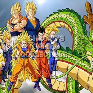 CGC-Huge-Poster-Dragon-Ball-Z-DBZ023-24-X-36-0