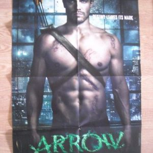 CW-Television-Arrow-Promo-Poster-22-X-34-0