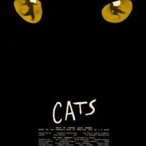 Cats-Poster-Broadway-27-x-40-Inches-69cm-x-102cm-1982-Style-B-Hector-Jaime-MercadoStephen-HananSteven-GelferRene-Clemente-0