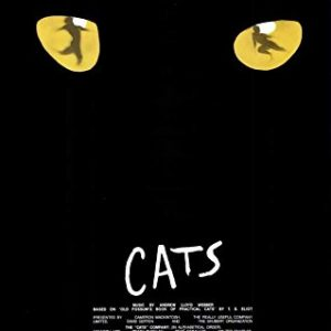 Cats-Poster-Broadway-Theater-Play-11x17-Jean-Arbeiter-Linda-Balgord-MasterPoster-Print-11x17-0