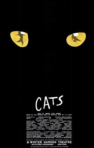 Cats-Poster-Broadway-Theater-Play-11x17-Jean-Arbeiter-Linda-Balgord-MasterPoster-Print-11x17-0