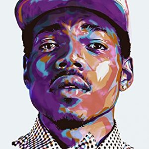 Chance-the-Rapper-Silk-Poster-36x24-Inches-0
