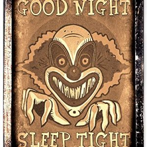 Clown-Vampire-METAL-SIGN-dracula-horror-Movie-poster-halloween-Wall-decor-vintage-style-wall-decor-060-0