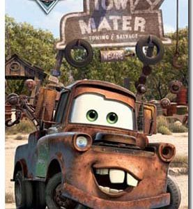 DISNEY-CARS-MOVIE-POSTER-Mater-RARE-HOT-NEW-24X36-0