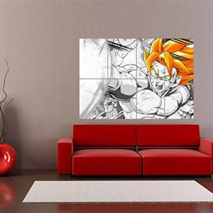 DRAGON-BALL-Z-MANGA-ANIME-CARTOON-GIANT-ART-PRINT-HOME-DECOR-NEW-POSTER-OZ1729-0