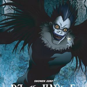 Death-Note-Ryuk-Cloth-Wall-Scroll-Poster-GE-9857-0
