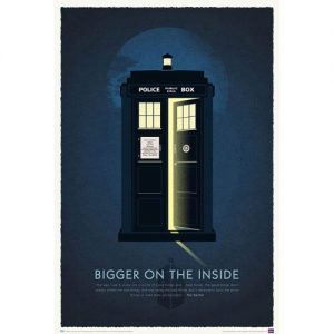 Doctor-Who-50th-Anniversary-Art-Print-Poster-0