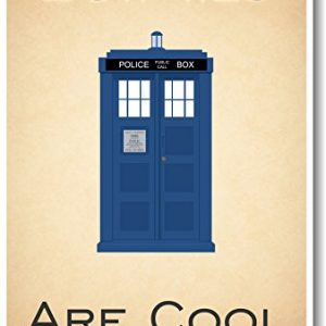 Doctor-Who-Tardis-Bow-Ties-Are-Cool-New-Funny-Poster-0