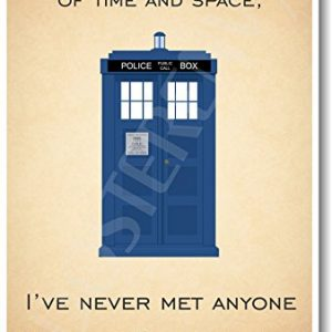 Doctor-Who-Tardis-Ive-Never-Met-Anyone-Who-Wasnt-Important-New-Quote-Poster-0