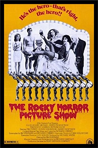 FRAMED-The-Rocky-Horror-Picture-Show-1975-36x24-Movie-Art-Print-Poster-Tim-Curry-Musical-0