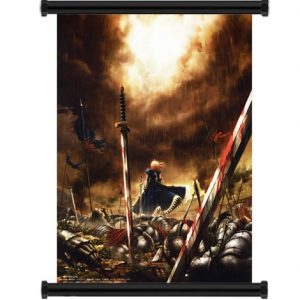 Fate-Stay-Night-Fate-Zero-Anime-Fabric-Wall-Scroll-Poster-32-x-47-Inches-0