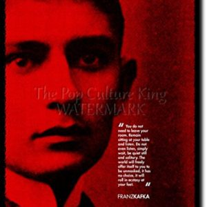 Franz-Kafka-Art-Print-High-resolution-photo-poster-with-iconic-quote-A-completely-unique-gift-idea-Size-12x8-inches-0