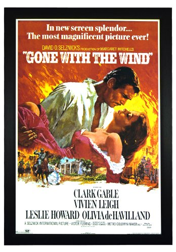 Framed classic movie posters 2