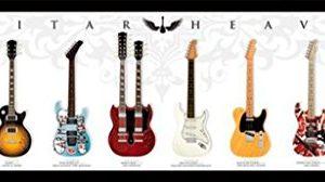 Guitar-Heaven-Chart-of-Famous-Guitars-Music-Poster-Print-36x12-Poster-Print-36x12-Poster-Print-36x12-0
