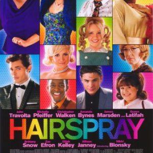 Hairspray-Movie-Poster-27-x-40-Inches-69cm-x-102cm-2007-Style-B-John-TravoltaNicole-BlonskyAmanda-BynesChristopher-WalkenZac-EfronElijah-Kelley-0