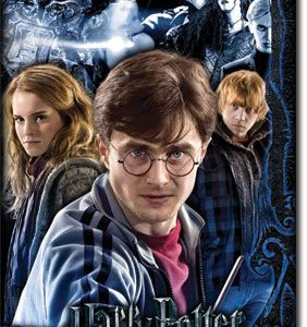 Harry-Potter-Deathly-Hallows-Collage-Epic-Fantasy-Adventure-Film-Movie-Print-Poster-24-by-36-0