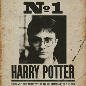 Harry-Potter-Movie-Poster-Wanted-Undesirable-No-1-Harry-Potter-Size-24-x-36-0