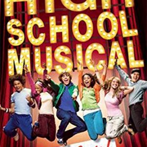 High-School-Musical-Kids-Family-Teen-Music-Comedy-Movie-Film-Poster-Print-24x36-0