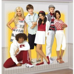 High-School-Musical-Scene-Setter-Giant-Poster-2pc-0