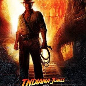 Indiana-Jones-4-The-Kingdom-of-the-Crystal-Skull-Action-Adventure-Fantasy-Movie-Film-Poster-Print-22x24-0
